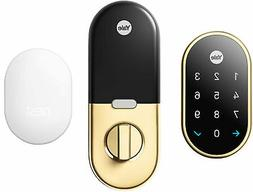 GOOGLE Smart Yale Lock with Nest Connect and Keyless Deadbol
