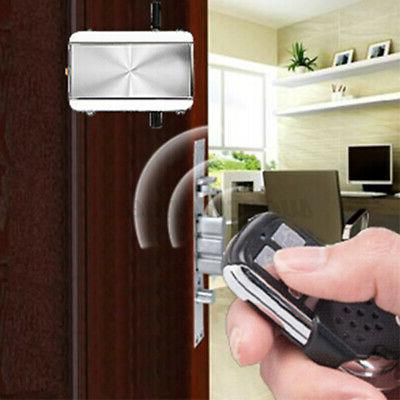 bluetooth Remote Control Door Lock Electronic Anti-theft Security